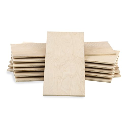 20 x 24 Inches - unfinished MAPLE plywood - Craft Plywood - 3 PACK - ()