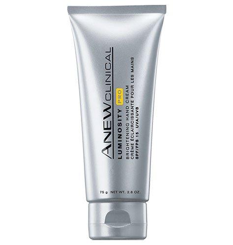 Pro Avon Anew Clinical Luminosity éclaircissant Crème pour les mains
