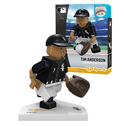 Tim Anderson Chicago White Sox OYO Sports Toys G5 Series Minifigure