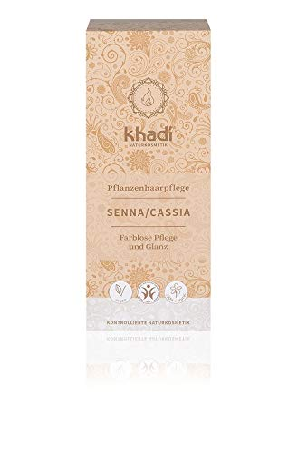KHADI - Herbal Hair Colour Senna Cassia Neutral - 150g B00AFAYQ3W