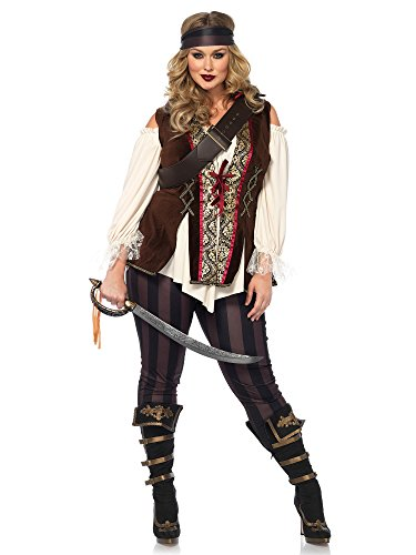 Leg-Avenue-Womens-Plus-Size-Captain-Blackheart-Costume