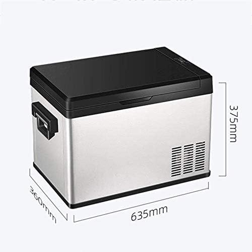 LFSPミニ冷蔵庫 ミニ冷蔵庫、ミニportabル冷蔵庫、高速の陵をCOO、INTE L Ligent digita L DISPレイ、耐震性と反 - シェイク、制御Lに触れ、車のホームドゥアのL-使用 (Size : 28.5L)