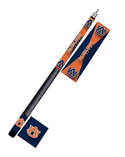 SPORTS FAN Auburn Tigers Varsity Billiard Cue ()