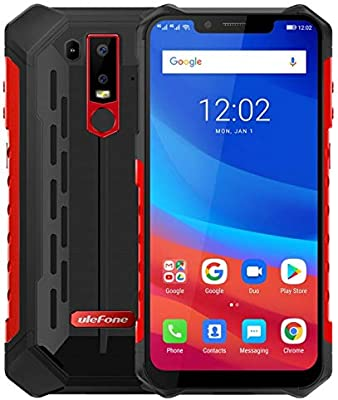 Ulefone Armor 6 Android 8.1 Rugged Smartphone 6GB+128GB Octa Core ...