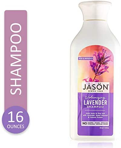 Shampoo & Conditioner: JĀSÖN Volumizing