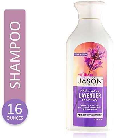 Shampoo & Conditioner: JĀSÖN Volumizing