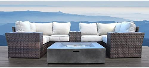 Living Source International Patio Sofa