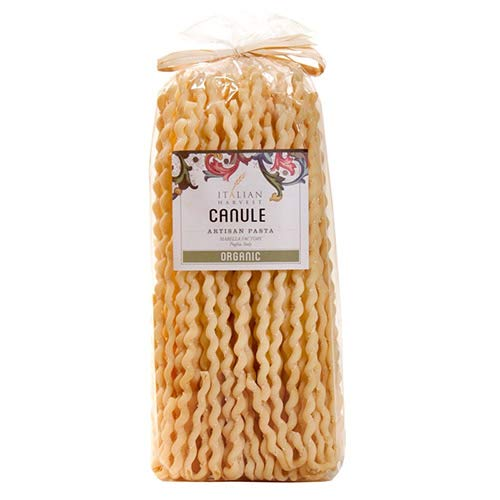 Organic Canule Pasta by Marella (1.1 pound)