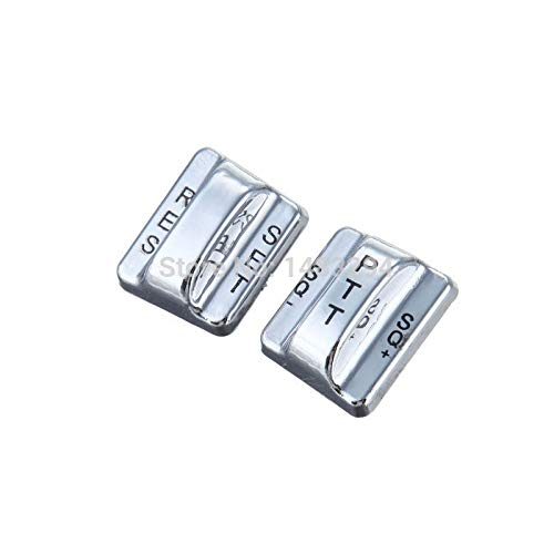 Fittings One Set Chrome Hand Control Switch Housing Buttons Cap Kit Fits for Harley Davidson 1996-2013