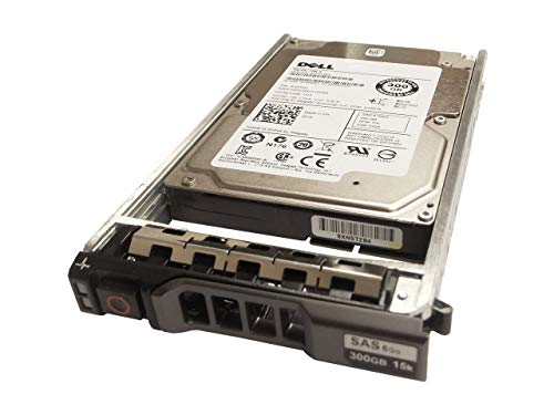 DELL 342-2242 - Dell 342-2242 300GB 2.5 SFF 15K SAS / Serial Attached SCSI Hard (Certified Refurbished) ()