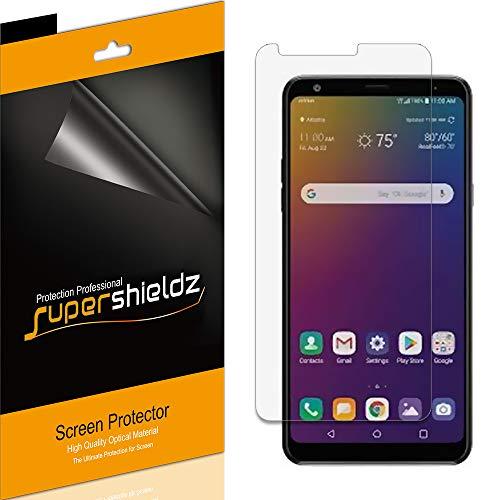 No 5 Film - (6 Pack) Supershieldz for LG Stylo 5 Screen Protector, Anti Glare and Anti Fingerprint (Matte) Shield