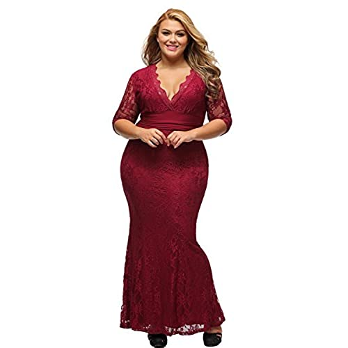Dress In Plus Size For Wedding Amazon