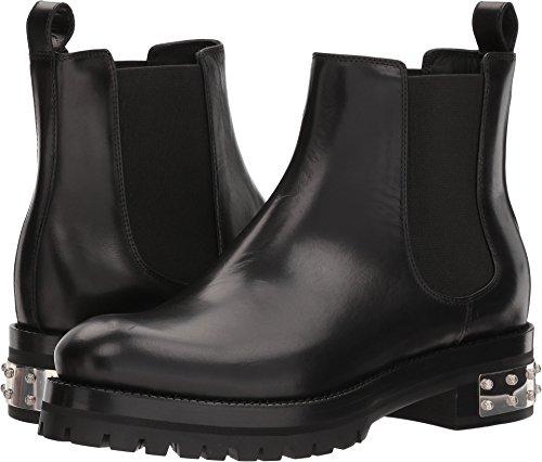 Alexander McQueen Women's MOD Boot Black/Black 38 M EU