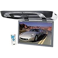 PYLE PLRD195IF 19 Flip Down w/ Built In DVD/SD/USB Player w/ Wireless FM/ Modulator & IR Transmitter