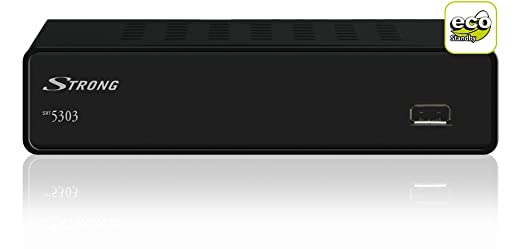 214 opinioni per Strong SRT 5303 TV set-top boxes