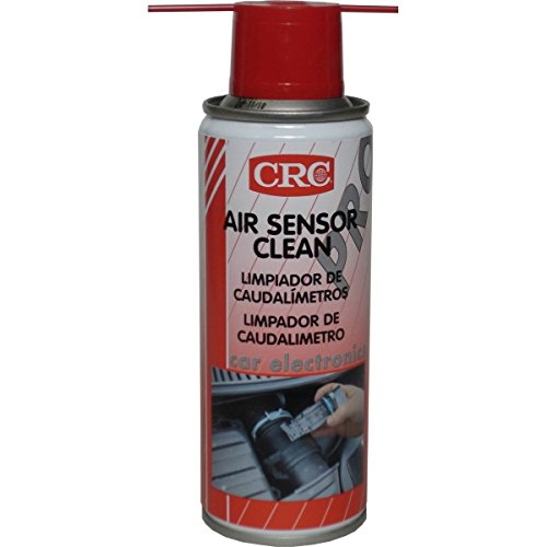 CRC - Air Sensor Cleaner Spray Idel Para Mejorar Y Restaurar El Rendimiento Y Fiabilidad Del