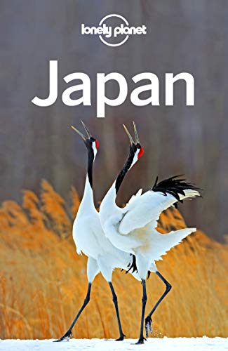Lonely Planet Japan Travel Guide ebook product image
