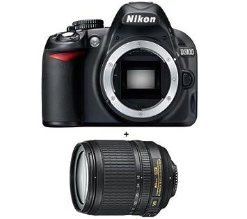 nikon d3100 af s dx nikkor 18 105mm vr digital amazon co uk rh amazon co uk nikon d3100 manual download nikon d3300 manual mode