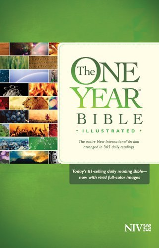 The One Year Bible Illustrated NIV (Illustrated Edition) (2014-10-15) [Hardcover] pdf epub