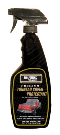 16oz. Wolfsteins Tonneau Cover Vinyl Protectant (Tonneau Cover Care)