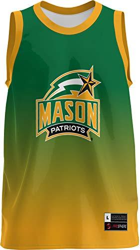 - ProSphere George Mason University Men's Replica Basketball Jersey - Ombre FFA8