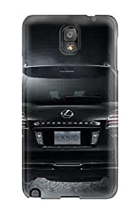 Galaxy Note 3 Case, Premium Protective Case With Awesome Look - Lexus Lx 570 33
