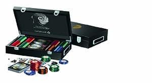 Cartamundi James Bond 50th Anniversary Luxury 200 Chips Poker Set