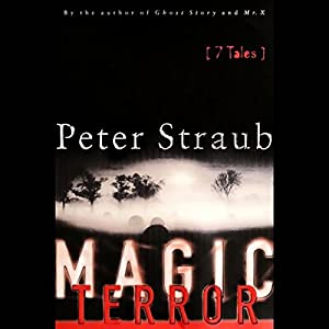 Magic Terror  Hörbuch