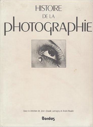 Couverture de  Histoire de la photographie