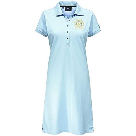 HV Polo Polo Dress estill, Azul claro: Amazon.es: Deportes y aire ...