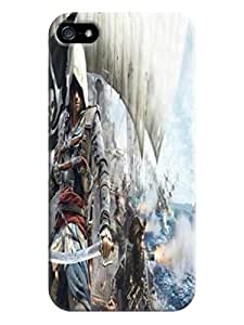 Hot Sale Unique fashionable Assassin's Creed Design for iphone 5/5s Phone Case