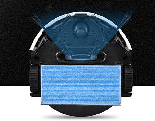 WANGXIAO Aspirateur Robot Super Silencieux - Moteur à Haute Puissance - Moteur sans Balayage pour Moquette