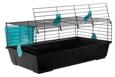 VOLTREGA 001520N1 Jaula para Conejos: Amazon.es: Productos para ...