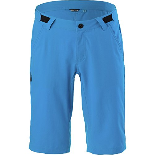 Giro Arc Short - Men's Blue Jewel, 34.0