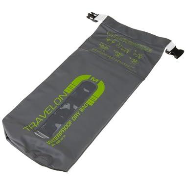 Travelon Medium Self Seal Dry Bag, Green, One Size
