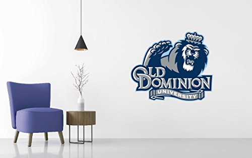 all Team Logo - Wall Decal Removable & Reusable For Home Bedroom (Wide 50