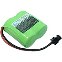 Cameron Sino 300mAh/0.72Wh Replacement Battery for Toshiba FT-3005