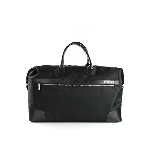 Roncato Lite Bags, Bolso de Mano Unisex Adulto, Negro (Negro (01)), 23x53x33 cm (W x H x L)