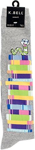 K. Bell Women's Bookworm Socks