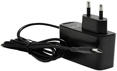 Childhood Adaptador de alimentación de CA Adaptador de cable enchufe de la UE para el sistema de la consola Nintendo Switch: Amazon.es: Videojuegos