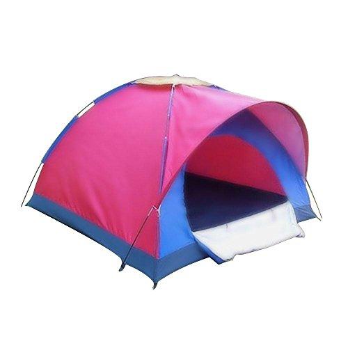 2-3 à l'extérieur Plage tente Les amoureux Multijoueur camping rouge