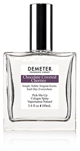 Demeter Cologne Spray, Chocolate Covered Cherries, 3.4 oz.