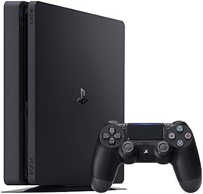 Sony PlayStation 4 + GT Gran Turismo Sport Negro 1000 GB Wifi - Videoconsolas (PlayStation 4, Negro, 8192 MB, GDDR5, AMD Jaguar, AMD Radeon): Amazon.es: Videojuegos