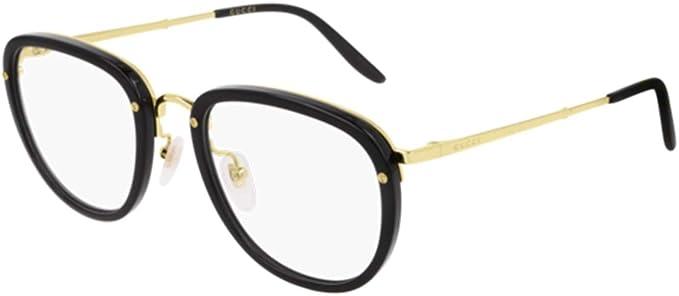 Gucci Brillen Gafas De Vista Gg0675o Black 52 22 145 Herren Amazon De Bekleidung