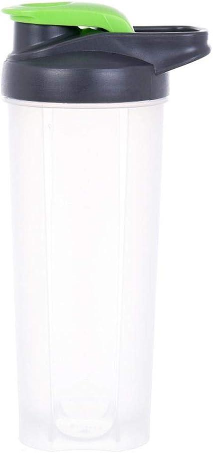 iBaste_S - Botella de Agua para batir con asa de proteína en ...