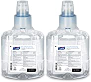 PURELL Advanced Hand Sanitizer Foam, 1200 mL Sanitizer Refill for PURELL LTX-12 Touch-Free Dispenser (Pack of