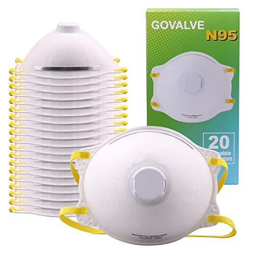 Antipolvo N95 Respiradora De Máscara Respirador - Mascarilla