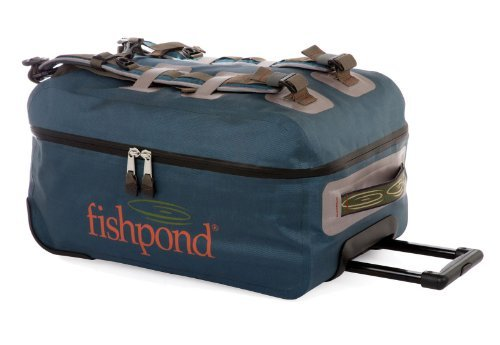 01023e266c63 Fishpond Westwater Rolling Carry On - Pacific Steelhead by FishPond   Amazon.co.uk  Sports   Outdoors