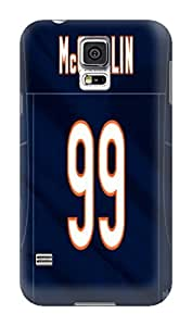 DIY Dazzlling NFL Chicago Bears Protective Hard Case for Samsung Galaxy S5