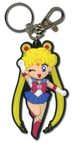 Great Eastern Entertainment Sailormoon SD Sailor Moon PVC Keychain